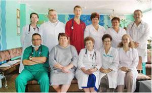 1 -ая городская инфекционная больница: